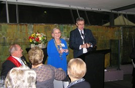 Hamersley Director of Nursing elected Rotary president