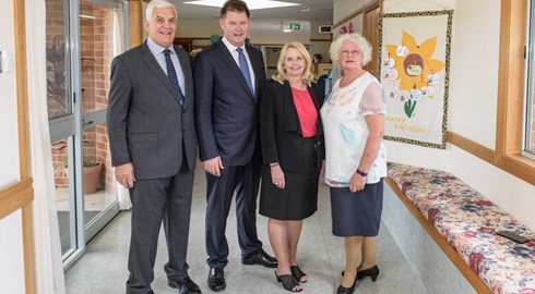 Welcome Grafton Aged Care Home