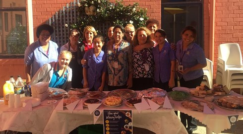NSW Homes Host Their Own Biggest Morning Teas