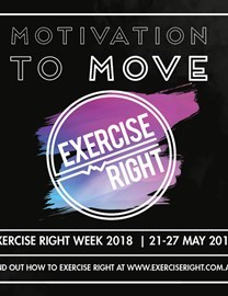 Exercise Right Week