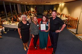 Scholarship win for Grafton Lifestyle Officer