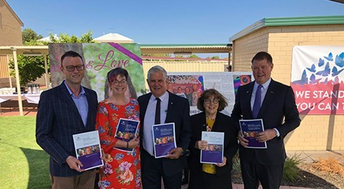 Launch of LGBTI Action Plan at Tuohy