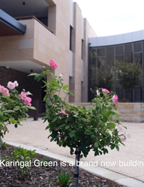 Welcome to Karingal Green