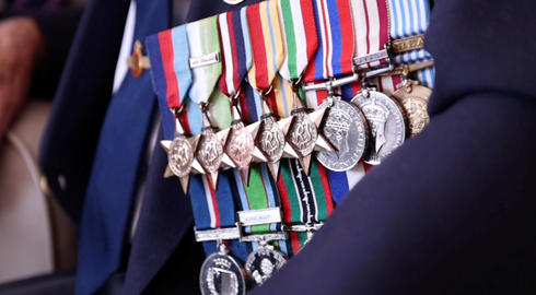 VIDEO: Remembrance Day 2020